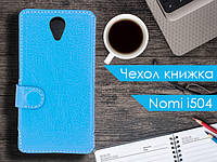 Чехол книжка для Nomi i504 Dream