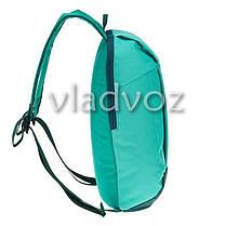 Городской, спортивный рюкзак Arpenaz 10L мятно зелёный, фото 3