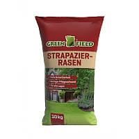 Семена Газонная трава Стойкая к вытаптыванию Greenfield 10 кг Feldsaaten Freudenberger GmbH