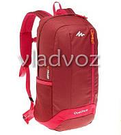 Городской, спортивный рюкзак Arpenaz 20L бордовый