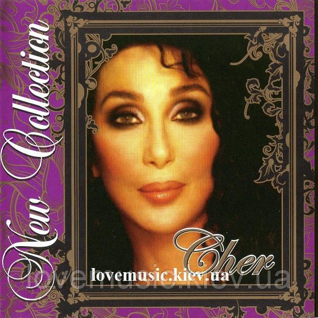 Музичний сд диск CHER New collection (2008) (audio cd)