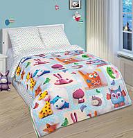 Комплект постельного белья Плюшевый мир подростковый