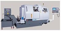 Автоматы токарные одношпиндельные продольного точения Hanwha TechM Серия STL32H/STL35H/STL38H