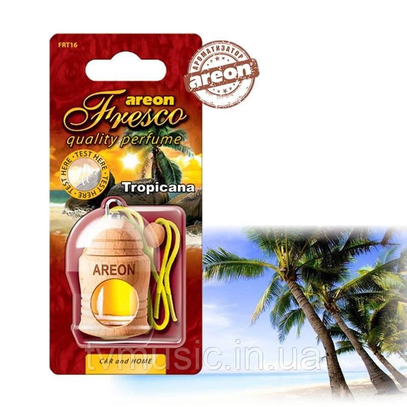 Ароматизатор Areon Fresco Tropicana / Тропический