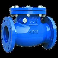Обратный клапан поворотный D-405 Dn50