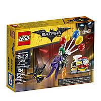 Конструктор THE LEGO BATMAN MOVIE 70900 Побег Джокера на воздушном шаре