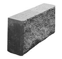 Блок колотый для забора, 390х90х190 мм