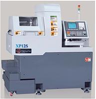 Автоматы токарные одношпиндельные продольного точения Hanwha TechM Серия XP12/XP16