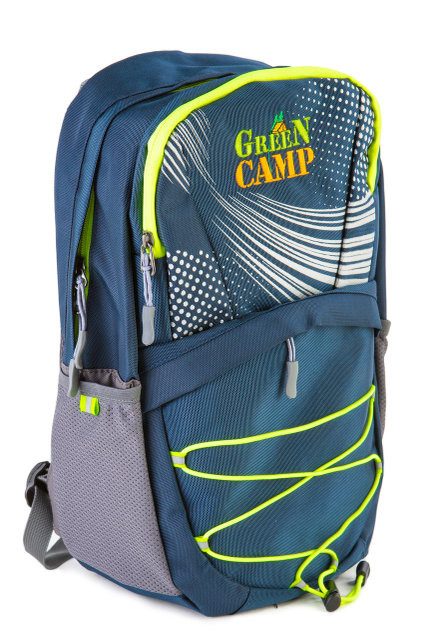 Рюкзак GREEN CAMP 15л. Распродажа! Оптом и в розницу!
