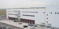 Освещение таможенного комплекса BF Terminal в Мартусовке