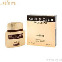 M.B. MEN`S CLUB EXCELLENT парфюмированная вода 90 мл.