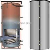 Бойлер косвенного нагрева Meibes EBS-PU 300 (серебряный)