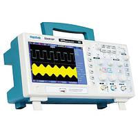 Двухканальный осциллограф HANTEK DSO5102P 100МГц, 1ГС/с