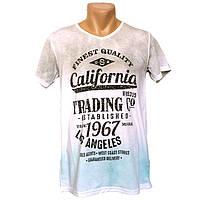 Прикольная мужская футболка California - №2246