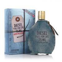 Diesel Fuel For Life Denim Collection Men Туалетная вода 75ml
