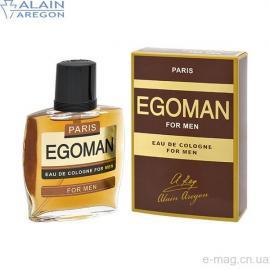 EGOMAN одеколон мужской 60 мл