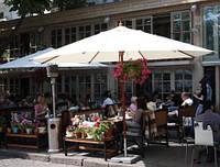 """Солнцезащитный зонт """"Соло""""   ø-4м, для летних площадок Ресторанов и кафе"""