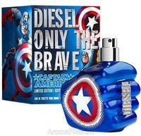 Diesel Only The Brave Captain America Туалетная вода 75ml