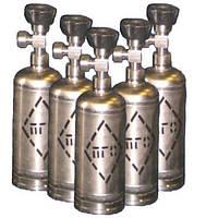 Поверочные газовые смеси (ПГС)