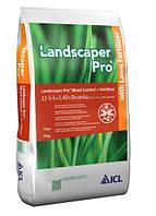 Удобрение Weed Control 22+05+05, 15 кг. Landscaper Pro