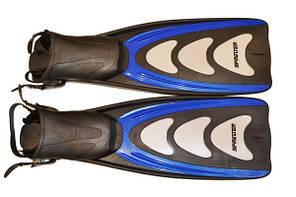 Ласты профессиональные  ботинок на ремешке размер 44-47