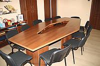 Стол для переговоров овальный