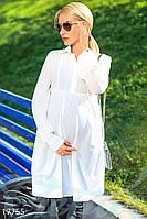 Блуза будущей мамы (Белый)