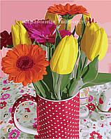 "Картина по номерам без коробки ""Дыхание весны"", 40х50см (КНО2071)"