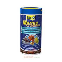 Корм для средних и крупных морских рыб Tetra Marine Granules XL 250мл (Тетра) Tetra