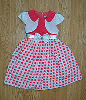 Платье нарядное для девочки Newe Baby (Турция)
