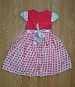 Платье нарядное для девочки Newe Baby (Турция), фото 2