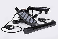 Степпер с эспандерами Hop-Sport HS-20S