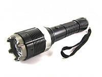 Електрошокер ZZ-8810 c ліхтариком  Чорний