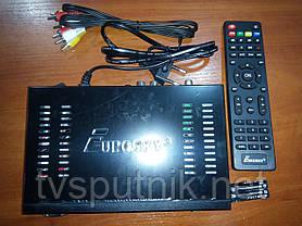 Спутниковый HD ресивер Eurosky ES-4050HD (прошитый с каналами), фото 2