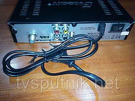 Спутниковый HD ресивер Eurosky ES-4050HD (прошитый с каналами), фото 3