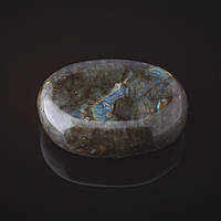 Камень сувенирный Лабрадор 8х6х3см 240грамм