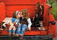 Кастор пазлы 500 Первый поцелуй В-52523