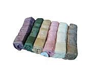 Полотенце махровое бамбуковое Cestepe - Kelebek 70х140