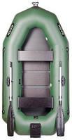 Лодка надувная гребная Bark B-250N (с навесным транцем)