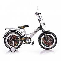 """Велосипед детский Пираты 12""""."""