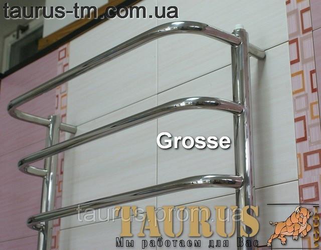 Полотенцесушитель Grosse 5-2 новинка ширина 500 мм.