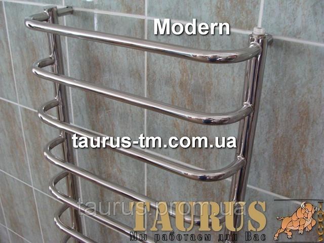 Полотенцесушитель для ванной комнаты Modern 12 ширина  400 мм.