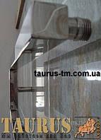 Дизайнерский полотенцесушитель для ванной Ultra 8 / 550 мм