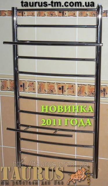 Новинка среди полотенцесушителей из нержавеющей стали - Safo 11/500