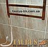 Электрополотенцесушитель + вода Quatro 11 / 1150х500 из н/ж стали из квадратных и прямоугольных труб, фото 7