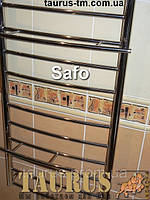 Нержавеющий полотенцесушитель Safo 10/450 мм.