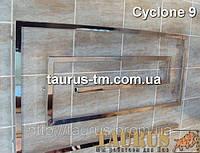 Дизайнерский CYCLONE 9/1000мм  полотенцесушитель из нержавеющей стали