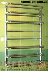Полотенцесушитель Comfort 8-6 / 850х500 из нержавеющей стали. 2 ряда перемычек d20 П-гнутые и прямые