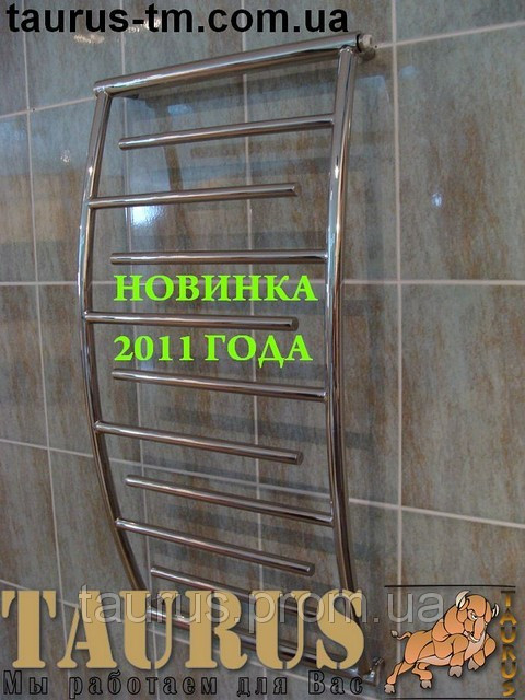 Полотенцесушитель Atlantica 12/450 новинка производства ТМ TAURUS.