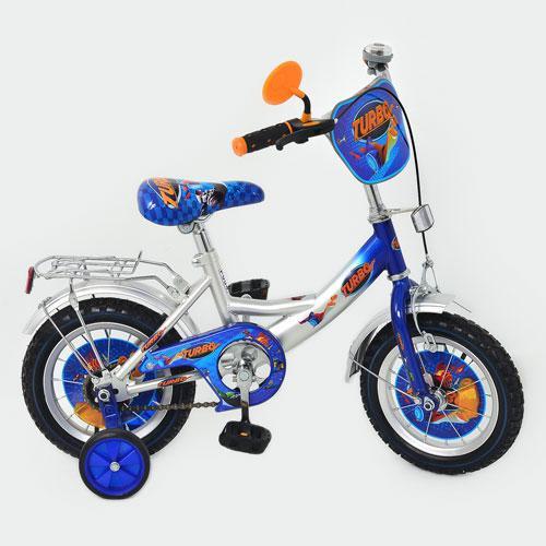 """Велосипед детский Турбо (Turbo) 12""""."""